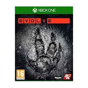 Evolve (usato) (xbox one)