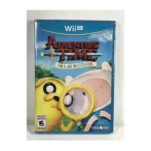 Adventure Time: Finn & Jake Investigations (usato) (Wii U)