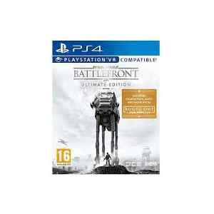 Star Wars: Battlefront - Ultimate Edition (usato) (PS4)