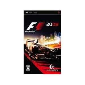 FORMULA 1 F1 2009 (usato) (psp)