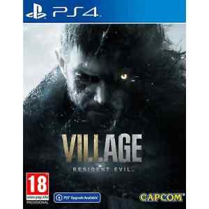 Resident Evil 8 Village (PS4 + PS5)