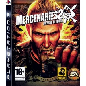 Mercenaries 2: Inferno di Fuoco (usato) (PS3)