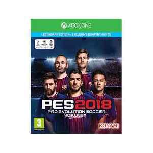 Pro Evolution Soccer PES 2018 (usato) (xbox one)