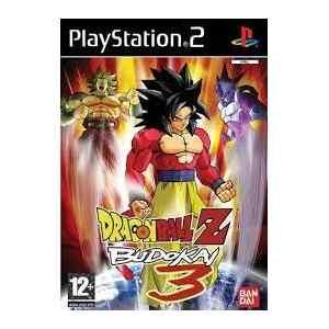 Dragon Ball Z Budokai 3 (usato) (PS2)