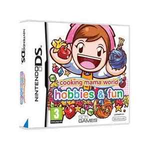 Cooking Mama World: Hobbies and Fun (usato) (DS)