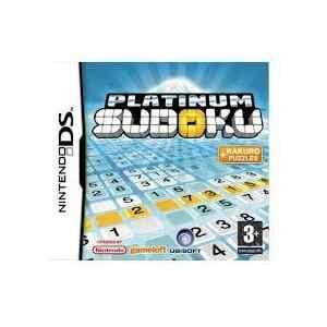 Platinum Sudoku (usato) (DS)