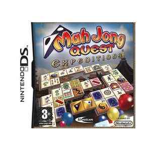 Mahjong Quest Expeditions (usato) (DS)