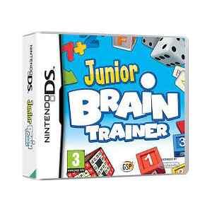 Junior Brain Trainer (usato) (DS)