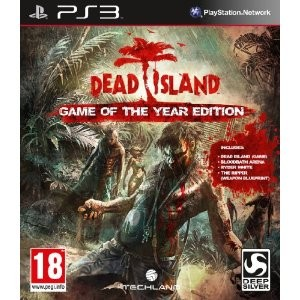 Dead Island Game of the Year (usato) (PS3)
