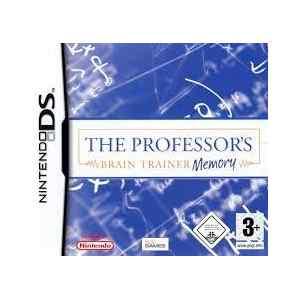 The Professor's Memory (usato) (DS)