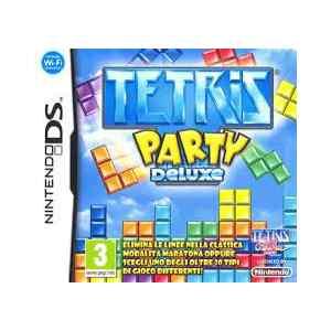 Tetris Party Deluxe (usato) (DS)