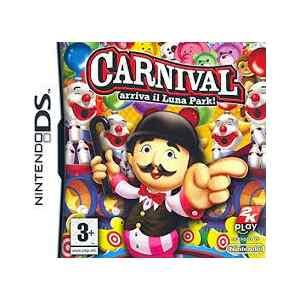 Carnival: Arriva Il Luna Park (usato) (DS)