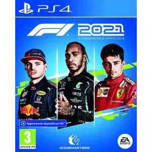 F1 2021 - FORMULA 1 2021 (PS4)