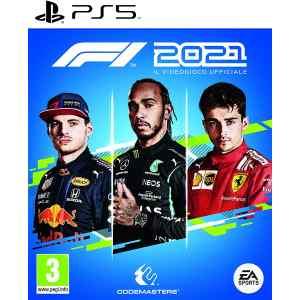 F1 2021 - FORMULA 1 2021 (PS5)