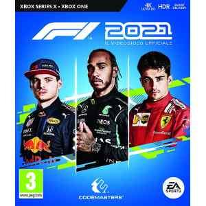 F1 2021 (xbox one + series X)