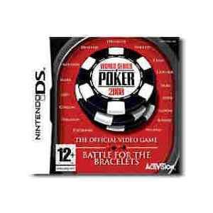 World Series Of Poker 2008 (usato) (DS)