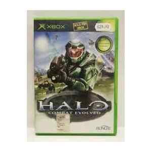 Halo: Combat Evolved  (usato) (xbox)