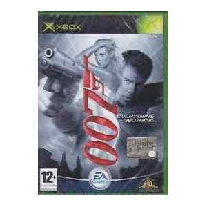 James Bond 007: Everything or Nothing (usato) (xbox)