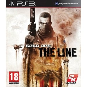 Spec Ops: The Line (usato) (PS3)