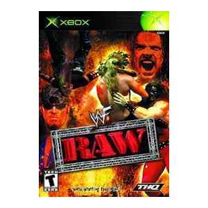 Raw  (usato) (xbox)