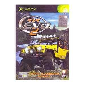 4X4 Evo 2  (usato) (xbox)