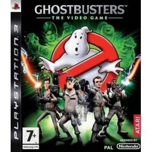 Ghostbusters + Ghostbusters Film HD (PS3)