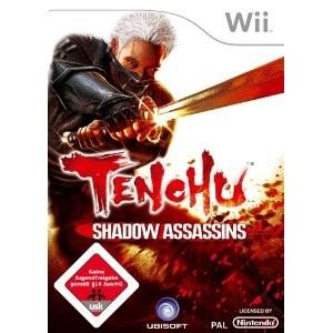 Tenchu Shadow Assassins (wii)