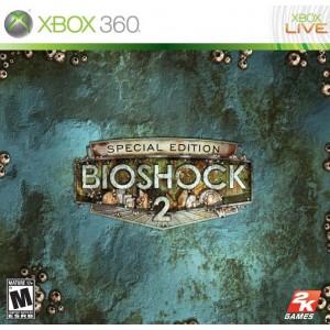 Bioshock 2 edizione speciale (xbox 360)