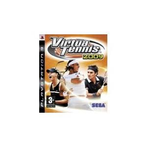 Virtua Tennis 2009 (usato) (PS3)