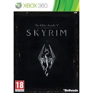 The Elder Scrolls V Skyrim (usato) (Xbox 360)
