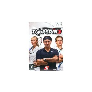 Top Spin 3 (usato) (Wii)