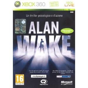 Alan Wake (usato) (Xbox 360)