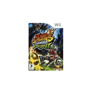Mario Strikers Charged Football (usato) (Wii)