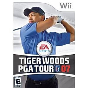 Tiger Woods PGA Tour 07 (usato) (Wii)