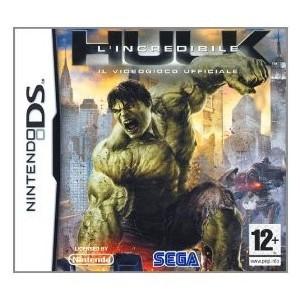L'incredibile Hulk (usato) (DS)