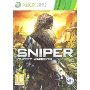 Sniper Ghost Warrior (usato) (Xbox 360)