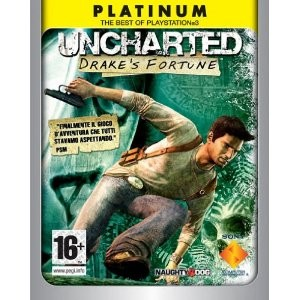 Uncharted: Drake's Fortune (usato) (PS3)