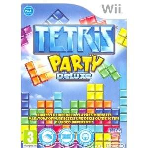 Tetris Party Deluxe (usato) (Wii)