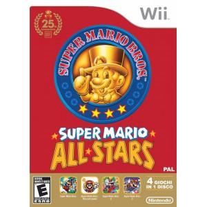 Super Mario All Stars (usato) (Wii)