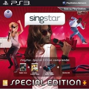 Singstar + 2 microfoni wireless (PS3)