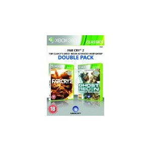 Far Cry 2 + Ghost Recon (Xbox 360)