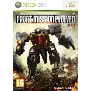 Front Mission Evolved (xbox 360)