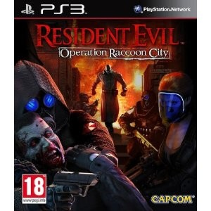Resident Evil: Operation Raccoon City + Call of Juarez the Cartel (PS3)