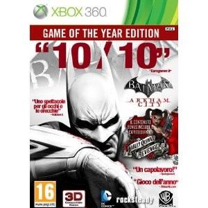 Batman: Arkham City Game Of The Year Edition (Xbox 360)