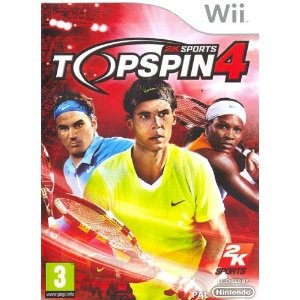 Top Spin 4 (usato) (Wii)