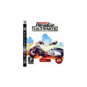 Burnout Paradise The Ultimate Box (usato) (PS3)