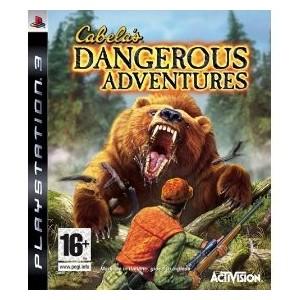Cabela' s Dangerous Adventures (usato) (PS3)