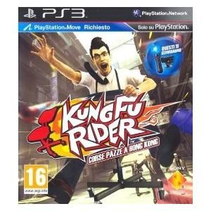 Kung fu Rider (usato) (ps3)