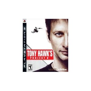 Tony Hawk's project 8 (usato) (ps3)