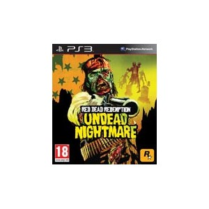 Red Dead Redemption Undead Nightmare (usato) (ps3)